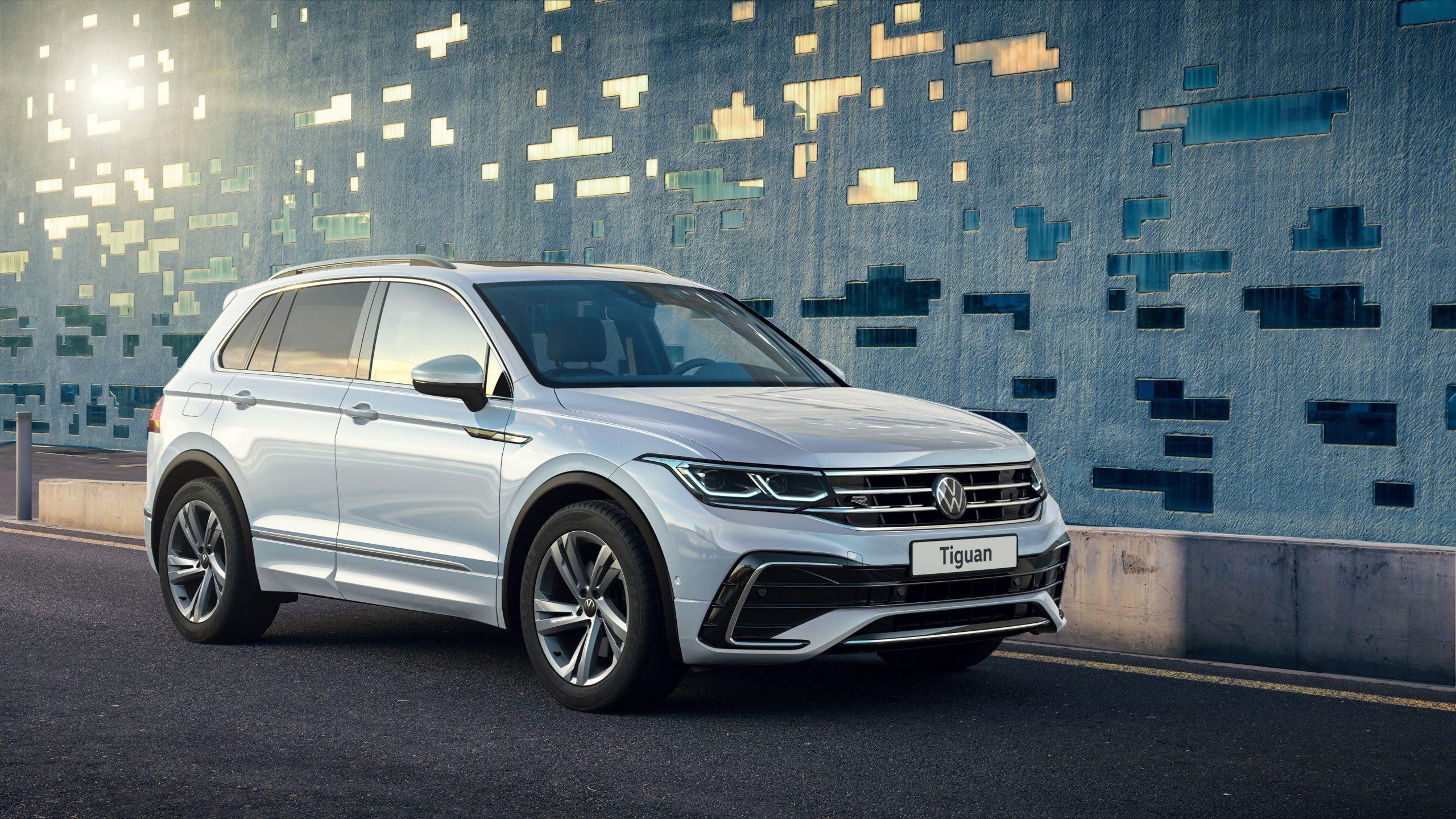 Предзаказ на Новый Volkswagen Tiguan уже доступен в Фольксваген Центрах Авторусь.