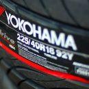 Качественные шины от бренда yokohama