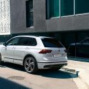 Знакомство с новым Volkswagen Tiguan
