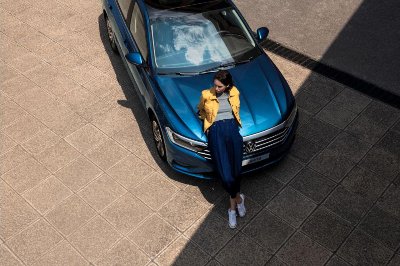 Знакомство с Volkswagen Jetta