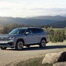 Знакомство с новым Volkswagen Teramont